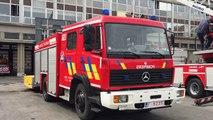 Un nouveau véhicule de balisage pour les pompiers de Liège (1)
