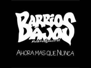 Barrios Bajos-Ahora mas que nunca- Album Full