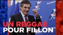 """Clip de reggae pro-Fillon : """"Bob Marley aurait pu voter pour lui"""""""