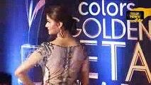 Shakti Astitva Ke Ehsaas Ki - Rubina Dilaik At Colors Golden Petal Awards 2017