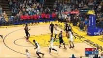 NBA 2K17 Stephen Curry,Kevin Durant & Klay Thompson Hiasd