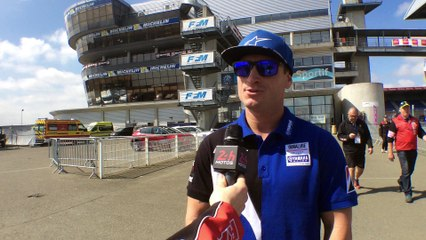 2017 24 Heures Motos - Broc Parkes more than happy to race in Le Mans