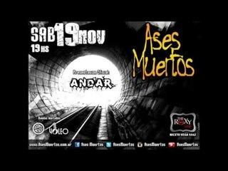 """Ases Muertos - Cuadros sin Colgar (Adelanto """"Andar"""" 2016)"""