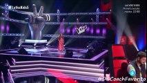 Audicion Maddi (La Voz kids 3) Audiciones a ciegas 5...