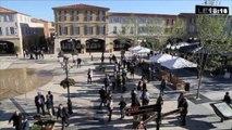 Le 18:18 - Miramas : plusieurs milliers de visiteurs pour l'ouverture du village des marques