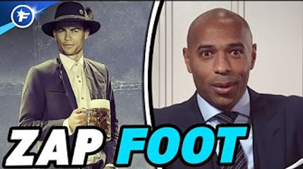 Zap Foot : Henry, Messi, CR7, Barça, PSG...