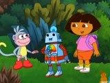 Dora the Explorer S3E304 - Roberto the Robot