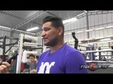 Chris Arreola on Deontay Wilder, working his way back to title, weight cutting & next fight