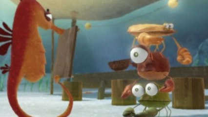 Silly Le Petit Phoque - Tape Des Nageoires
