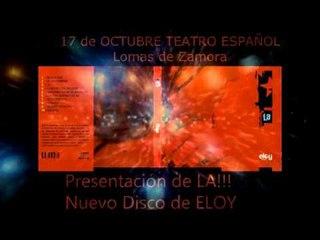 Presentación de LA Nuevo Disco de ELOY