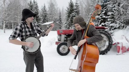 Steve 'n' Seagulls - You Shook Me All Night Long