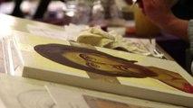 A Betlemme rivive l'antica arte dell'iconografia sacra