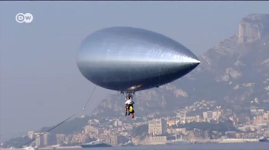 Los objetos voladores de Stéphane Rousson | Euromaxx