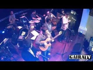 Hernán Saraza y Guillo Vives - Pesares en el Gaira Cafe Cumbia House
