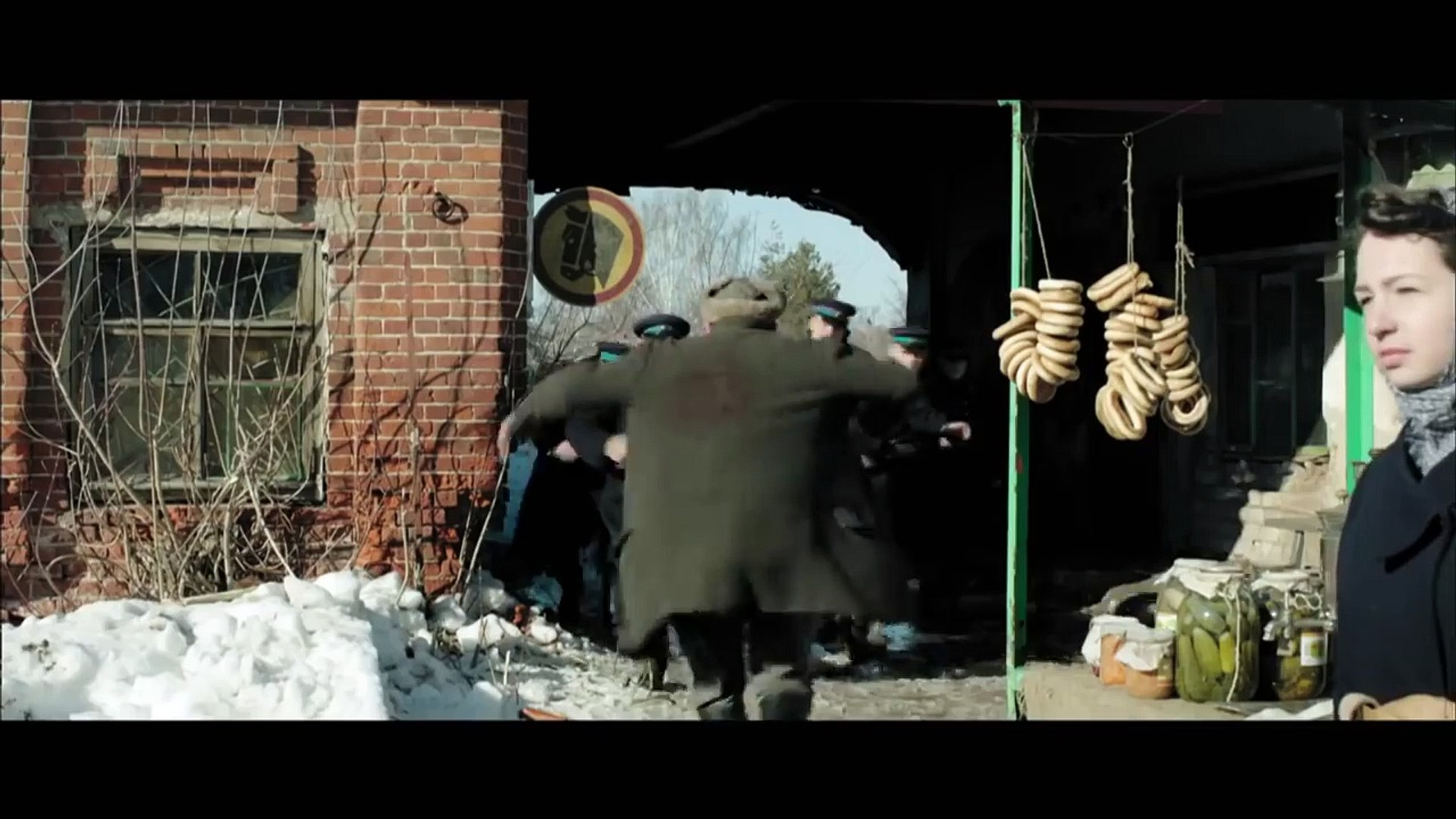 Государственная граница Trailer