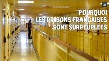 Pourquoi les prisons françaises sont-elles à ce point surpeuplées ?