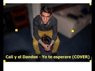 Cali Y El Dandee - Yo Te Esperaré (COVER)