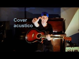 Justin Bieber - As long as you love me (ACUSTICO ESPAÑOL)