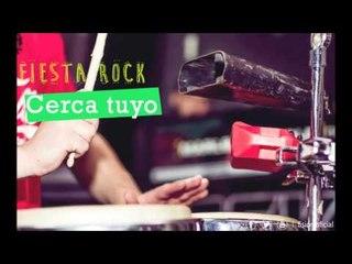 FISIÓN - Cerca Tuyo | Fiesta Rock |