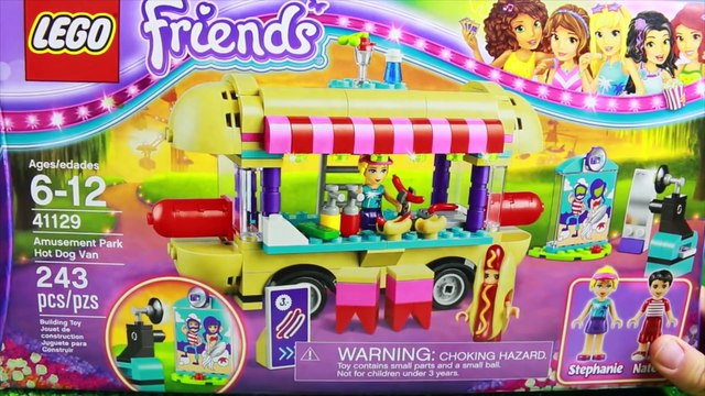 Disney Princess DRESS UP JASMINE Visit Lego Friends HOT DOG Shop Aladdin Makeover Castle Toy