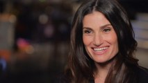 Idina Menzel Fishes for Answers: Tour Essentials, Musical Inspirations & The Last Time She Was Called Elsa