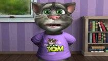 أنا Small - طيور بيبي   أداء القط الناطق توم