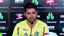 Médico do Flamengo informa que Diego ficará fora de quatro a seis semanas por lesão no joelho