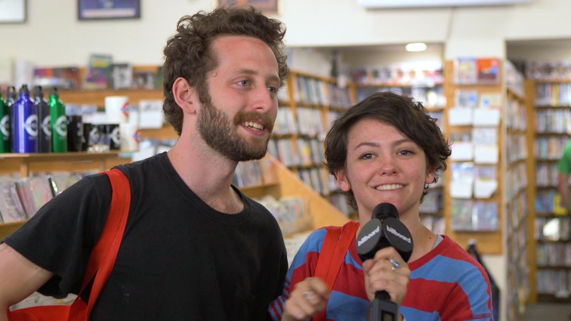 On the Record with Diet Cig at Waterloo Records