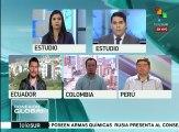 Gob. de Ecuador ofrece balance sobre las lluvias e inundaciones
