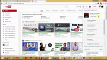 How to Earn Online Money from Youtube Urdu / Hindi Tutorial-- Muhammad Ittefaq Youtube Earning Course -- Class 03 -- How to Create Youtube Channel
