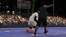 LeBron James vs Kawhi Leonard