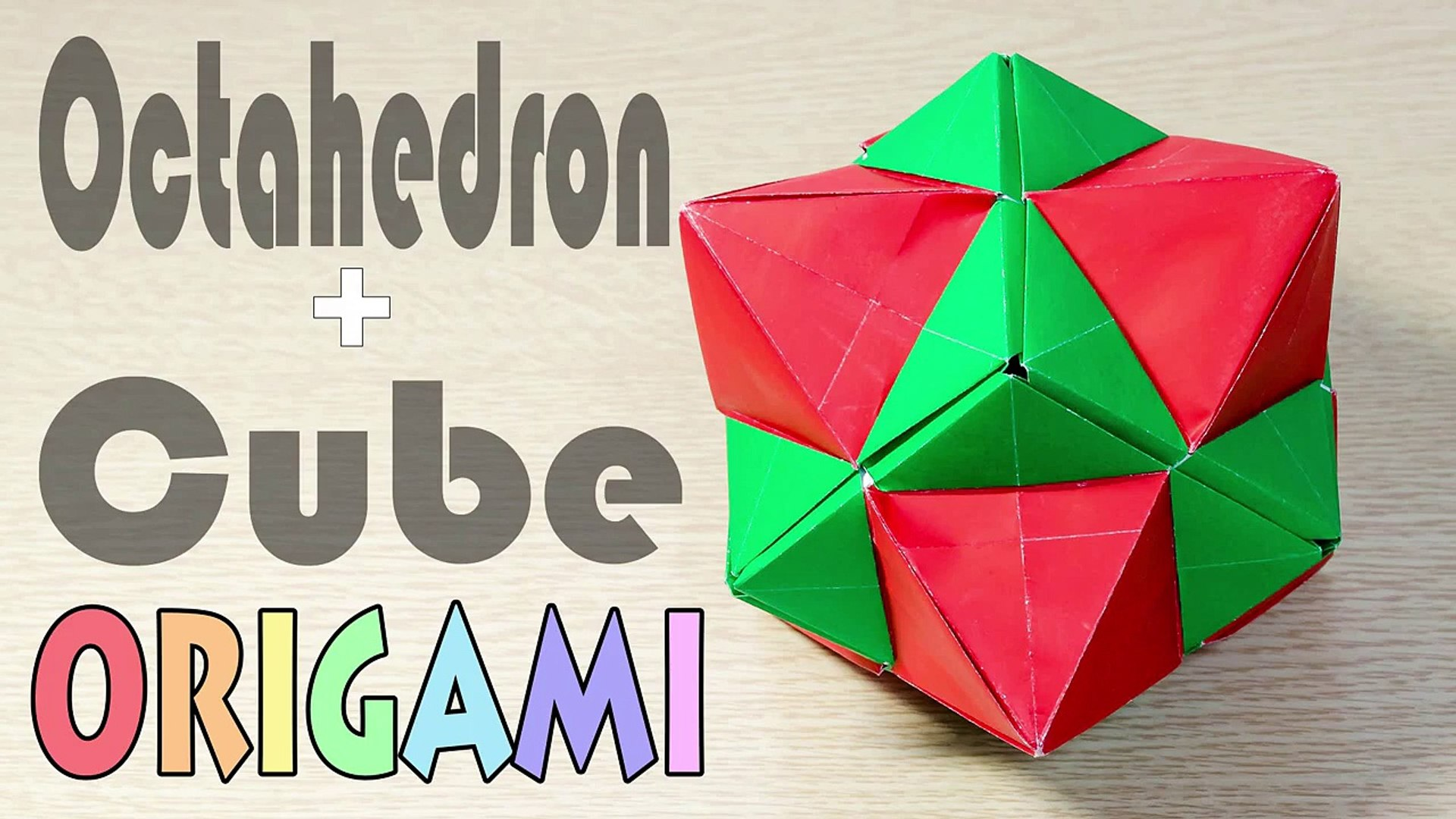 Modular origami – Polypompholyx | 1080x1920