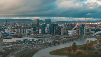 Diderre - Oslo by
