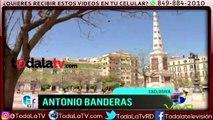 Antonio Banderas es desde hace 14 años mayordomo del trono-El Gordo y La Flaca-Video