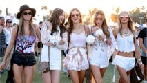 Emma Roberts Debuts New Hair for Coachella
