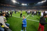 Lyon-Besiktas : Une énorme bagarre éclate dans les tribunes du Parc OL
