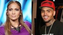 Chris Brown Creeps On Jennifer Lopez  After Ex Karrueche Tran Drama