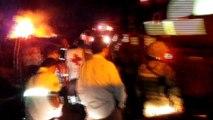Al menos 24 muertos en choque de autobús y camión en México