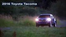 2016 Toyota Tacoma Vs 2016 Nissan Navara