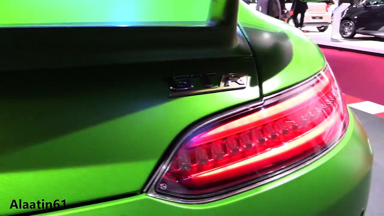 Mercedes Vision Mercedes Maybach 6 – Mercedes AMG GTR-dratU95dlF8