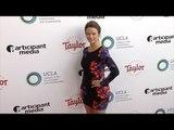 Scottie Thompson UCLA IoES Gala 2016 Red Carpet #NCIS