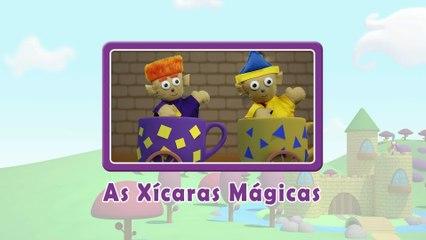 Os Castelpadels - As Xícaras Mágicas