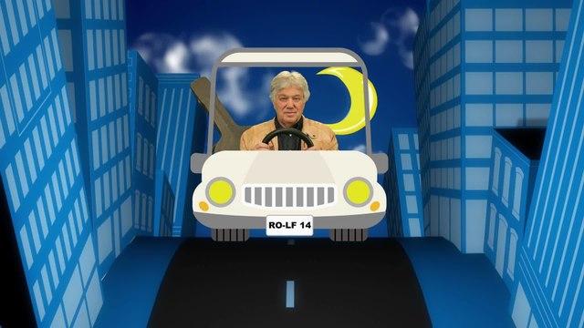 Rolf Zuckowski - Fahrt nur vorbei