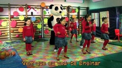 Panda vai à Escola - Vem Que Eu Vou-te Ensinar (The Hokey Pokey)