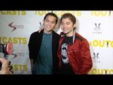 "Robert and Ryan Ochoa ""The Outcasts"" Premiere Red Carpet"