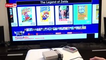 Nintendo Classic Mini NES : première prise en main