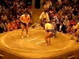 un combat sumo 2007