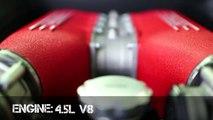 Ferrari 458 vs Aston Martin Vanquish vs Lexus LFA - Supercar Stats