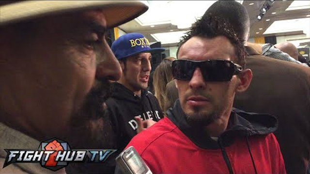 "Robert Guerrero ""I would of stopped him if it was 15 rounds!"" - Talks Thurman power & if hurt"