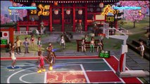 NBA Playgrounds : Bande annonce de gameplay